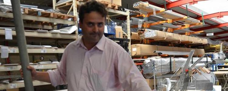 Jean-Christophe Aracil espère créer une « économie circulaire de produits recyclés et recyclables à l'infini ».