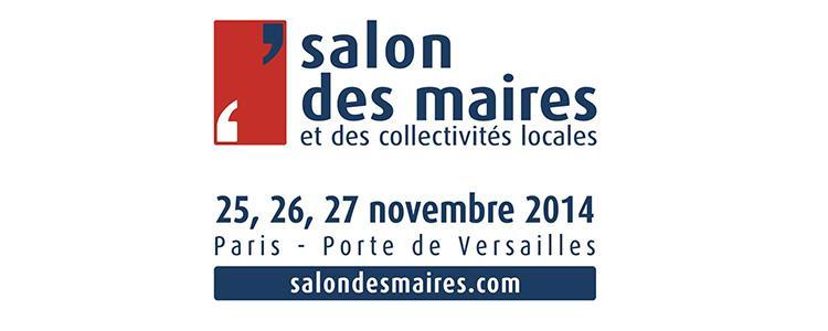 Signal Concept au Salon des Maires 2014