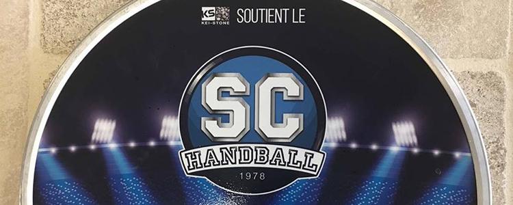 Plato Pano en soutien à l'équipe de handball de Saint Cyr sur Loire (37)