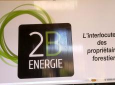 Adhésifs pour les camions 2B Energie