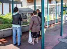 Inauguration de deux nouvelles Boîtes à Lire à Tours - photo Tours & moi (facebook)