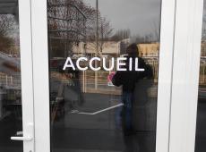 Adhésif sur vitrine pour CAP ELECTRIQUE (37)