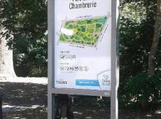 Inauguration du Parc de la Chambrerie