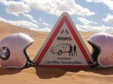 Sponsor de l'équipe Les Elles TourangElles