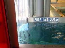 Adhésifs pour la piscine de Luynes (37)